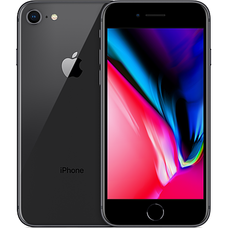 iPhone 8 256GB - Space Gray (MQ7C2VN/A)