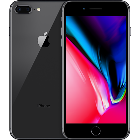 iPhone 8 Plus 256GB - Space Gray (MQ8P2VN/A)