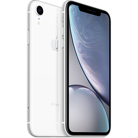 iPhone XR 128GB - White (MRYD2VN/A)