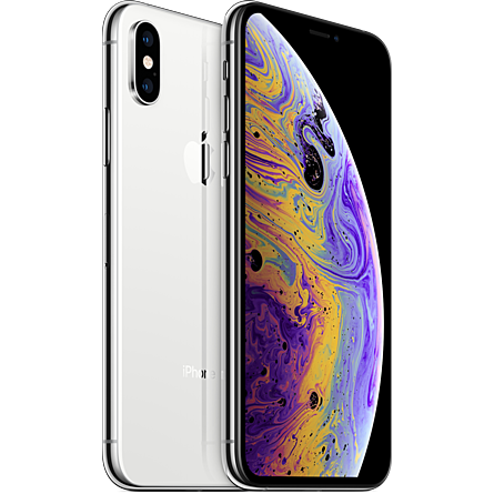 iPhone XS 512GB - Silver (MT9M2VN/A)