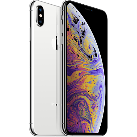 iPhone XS Max 512GB - Silver (MT572VN/A)