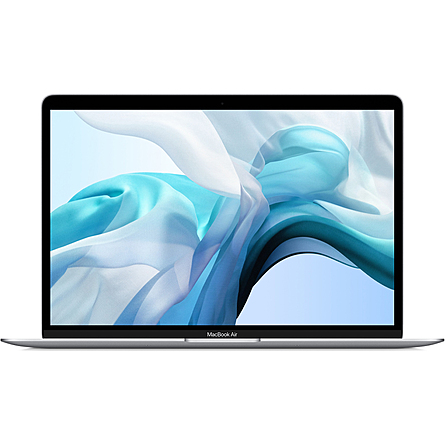 MacBook Air 13 Retina 2020 Core i3 1.1GHz/8GB LPDDR4X/256GB SSD PCIe/Touch ID - Silver (MWTK2SA/A)