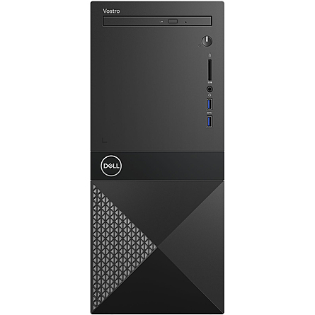 Máy Tính Để Bàn Dell Vostro 3671 MT Core i7-9700/16GB DDR4/2TB HDD + 256GB SSD PCIe/NVIDIA GeForce GT 730 2GB GDDR5/Win 10 Home SL (42VT37D058)